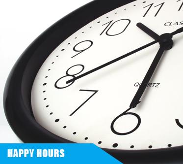 happy hours criss